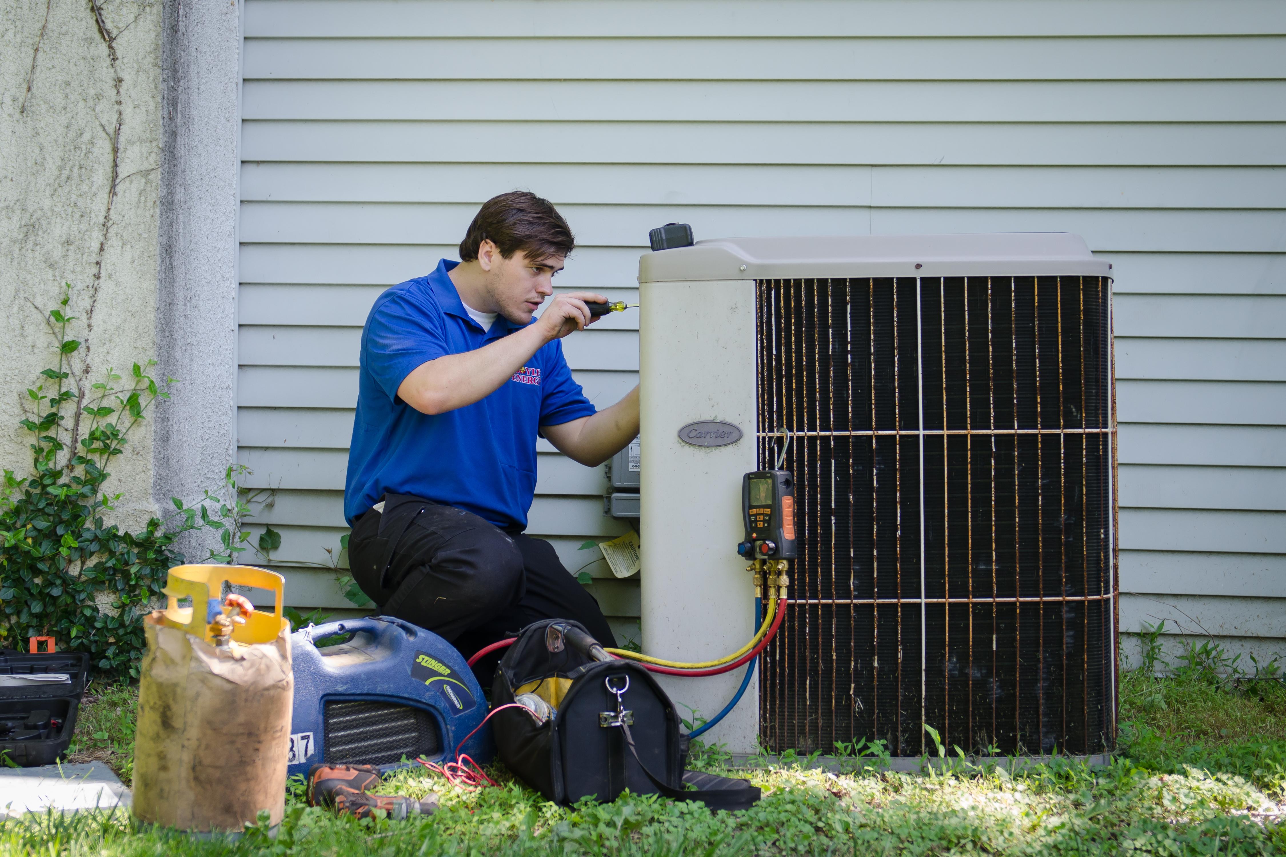 HVAC Repair & Maintenance Services