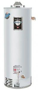 gas water heater service