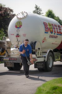 propane gas delivery