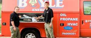 Propane Delivery in Havertown